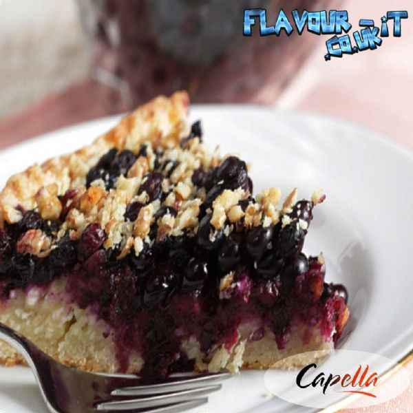 Capella Blueberry Cinnamon Crumble Flavour Drops